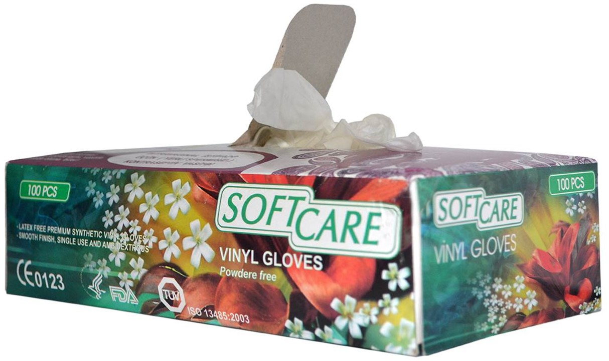 softcare gloves